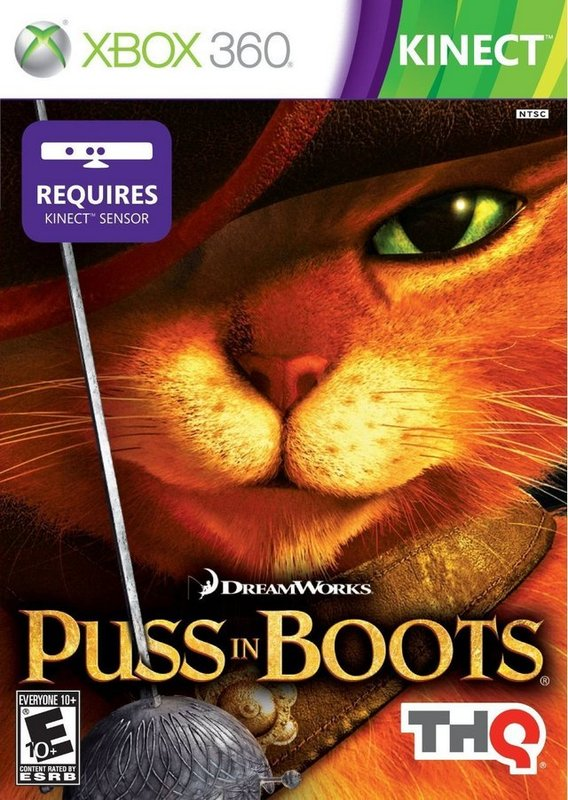 Puss In Boots Free Online