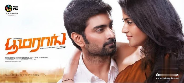 Boomerang Tamil Movie Photo Stills|Atharvaa|Megha Akash Hot Pictures and VideoSongs