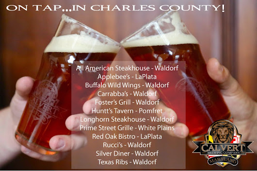 On Tap...in Charles County!