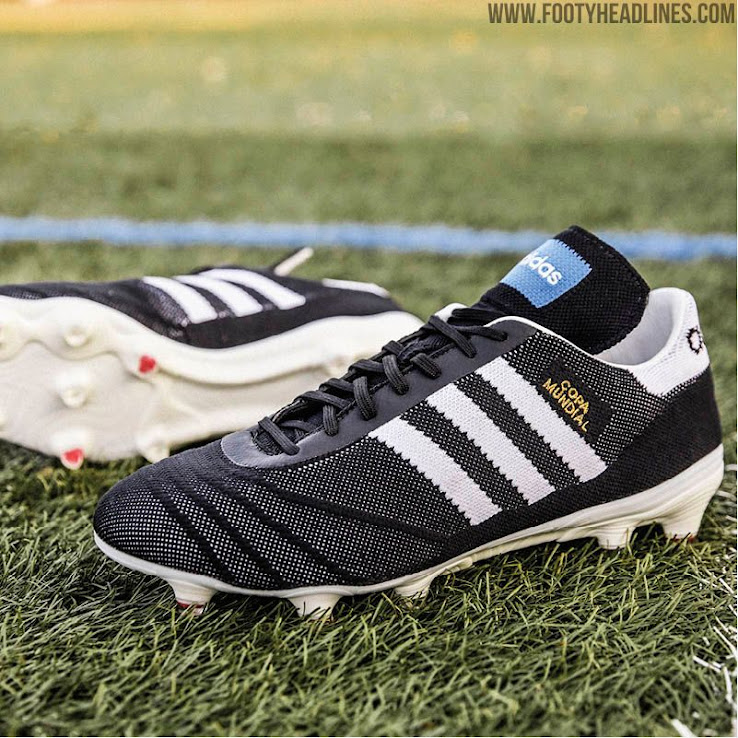 Limited Edition Adidas Copa Mundial Primeknit Fußballschuhe