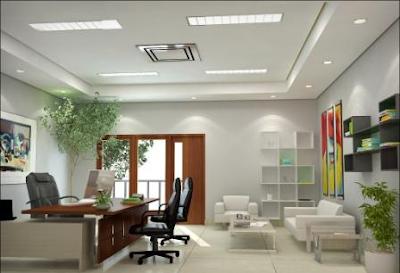 10 Design Interior Kantor yang Indah Dan Modern
