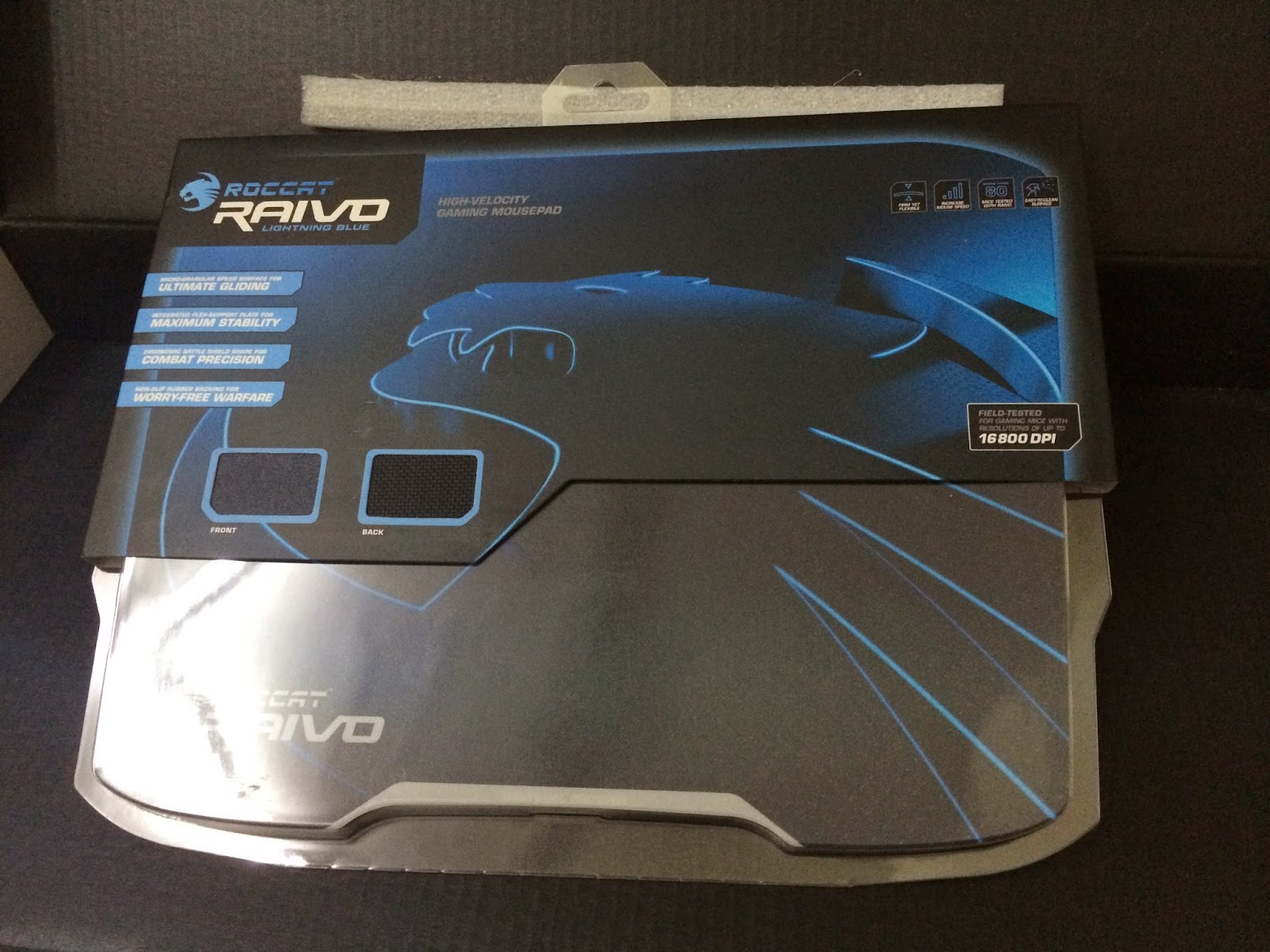 Unboxing & Review - ROCCAT RAIVO 27