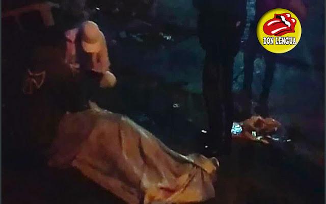 Encuentran cadáver de jovencita de 17 años en una calle de Petare