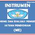 Administrasi dan Instrumen Monitoring Evaluasi Kepala Sekolah - SD SWASTA