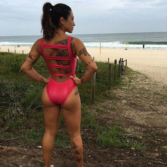 FITNESS PRO Jaque Khury