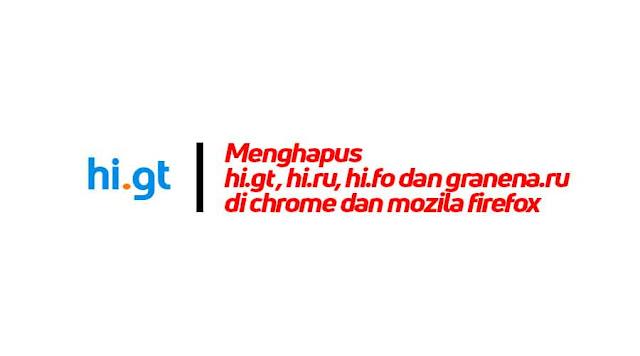 Cara Menghilangkan hi gt Atau hi ru Di Google Chrome Terbukti Work