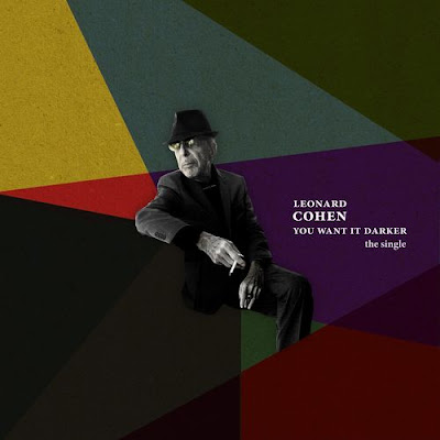 "LEONARD COHEN ""You Want It Darker"""