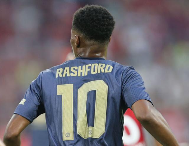 Rashford nhận áo số 10: Canh bạc của MU-Mourinho, có thành thảm họa? 1