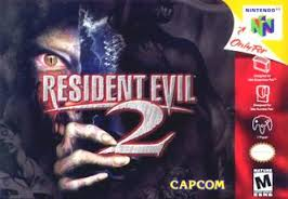 Free Download Resident Evil 2 Games Nitendo 64 ISO ROM PC Games Untuk Komputer Full Version ZGASPC