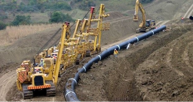 TAP in progress in Albania and Greece, 30 km of pipes laid