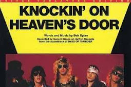 Arti Lirik Lagu Knockin' On Heaven's Door - Guns N' Roses