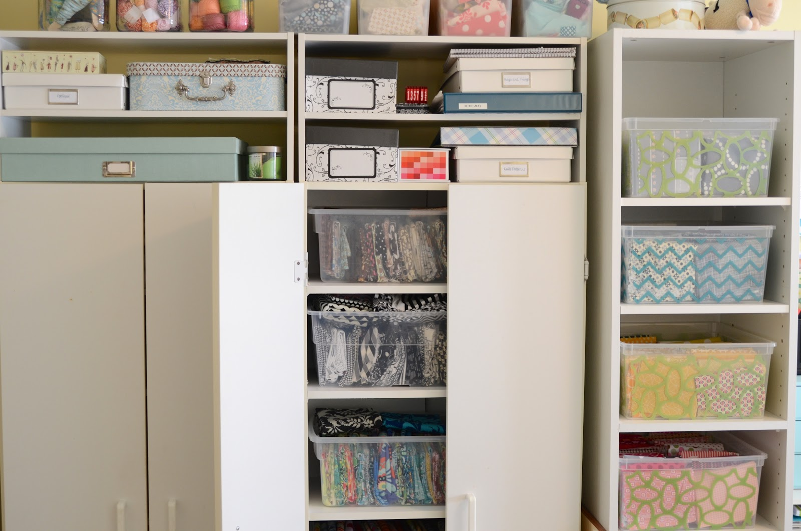 Small Sewing Room Designs