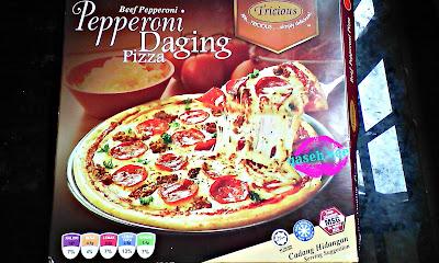 Tricious Pizza