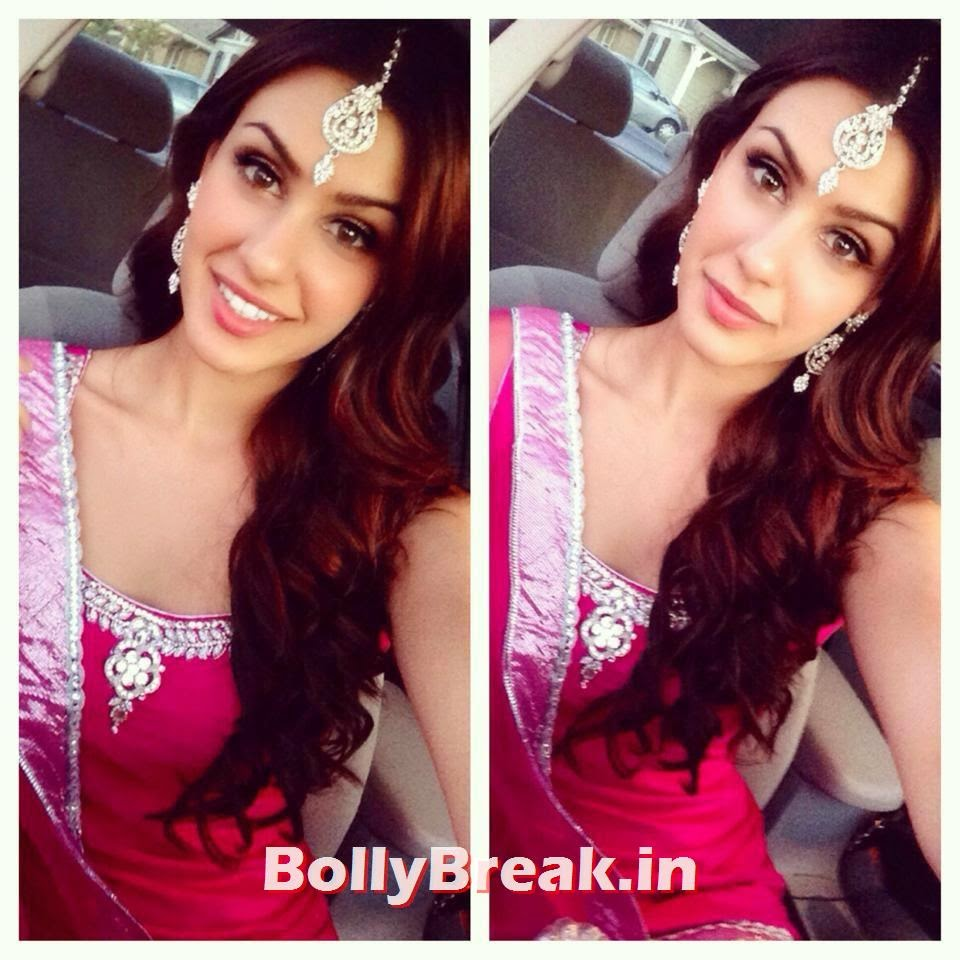 Punjabi Jatti Girl in low nexk tight suit, Punjabi Jatti Girl Pics in Punjabi Suit