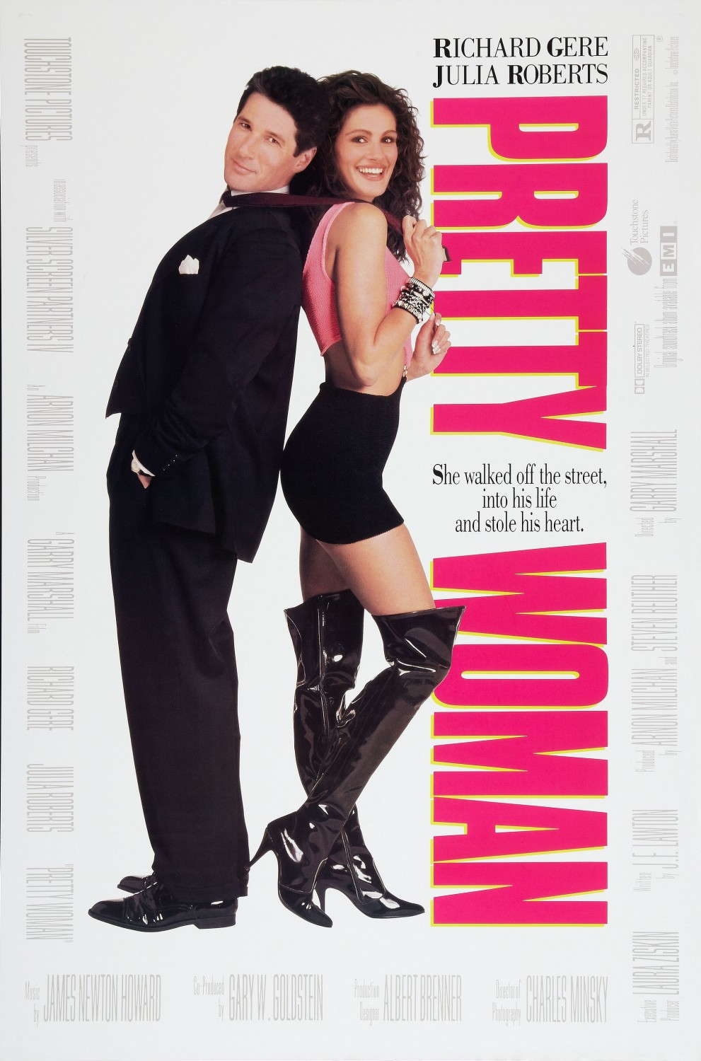 Nonton Film Pretty Woman (1990)