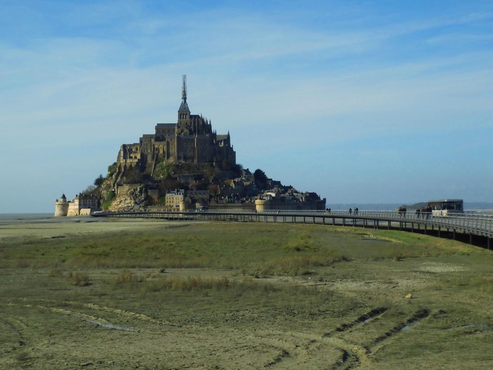 Francia Normand/ía Mont Saint-Michel//im/án para nevera..