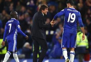"""""""Masa Depan Conte Meragukan di Chelsea, Suning Intip Peluang"""""""