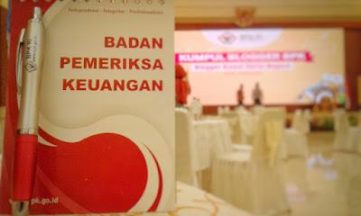 Kumpul Blogger BPK - Blogger Kawal Harta Negara
