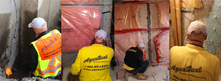 Aquaseal Foundation Epoxy Crack Repair 1-800-665-3257