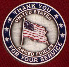 Armed Forces Day ~ Saturday, May 21, 2016