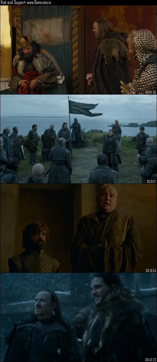 Game of Thrones S06E05 WEBRip 720p