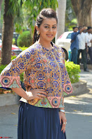 Actress Nikki Galrani at Trailer Launch of movie Team 5 Exclusive Pics ~  011.JPG