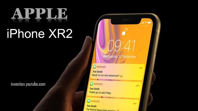 Perusahaan Apple Bekali Iphone XR Generasi Kedua Dengan Layar LCD