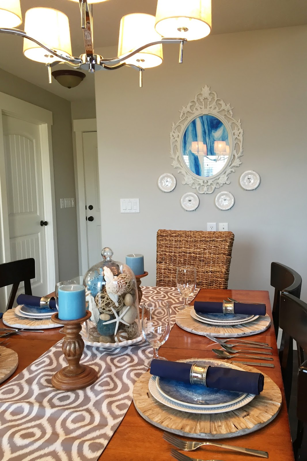 Coastal Kitchen Table Cabinet Layout Tool How To Style A Jen Gallacher