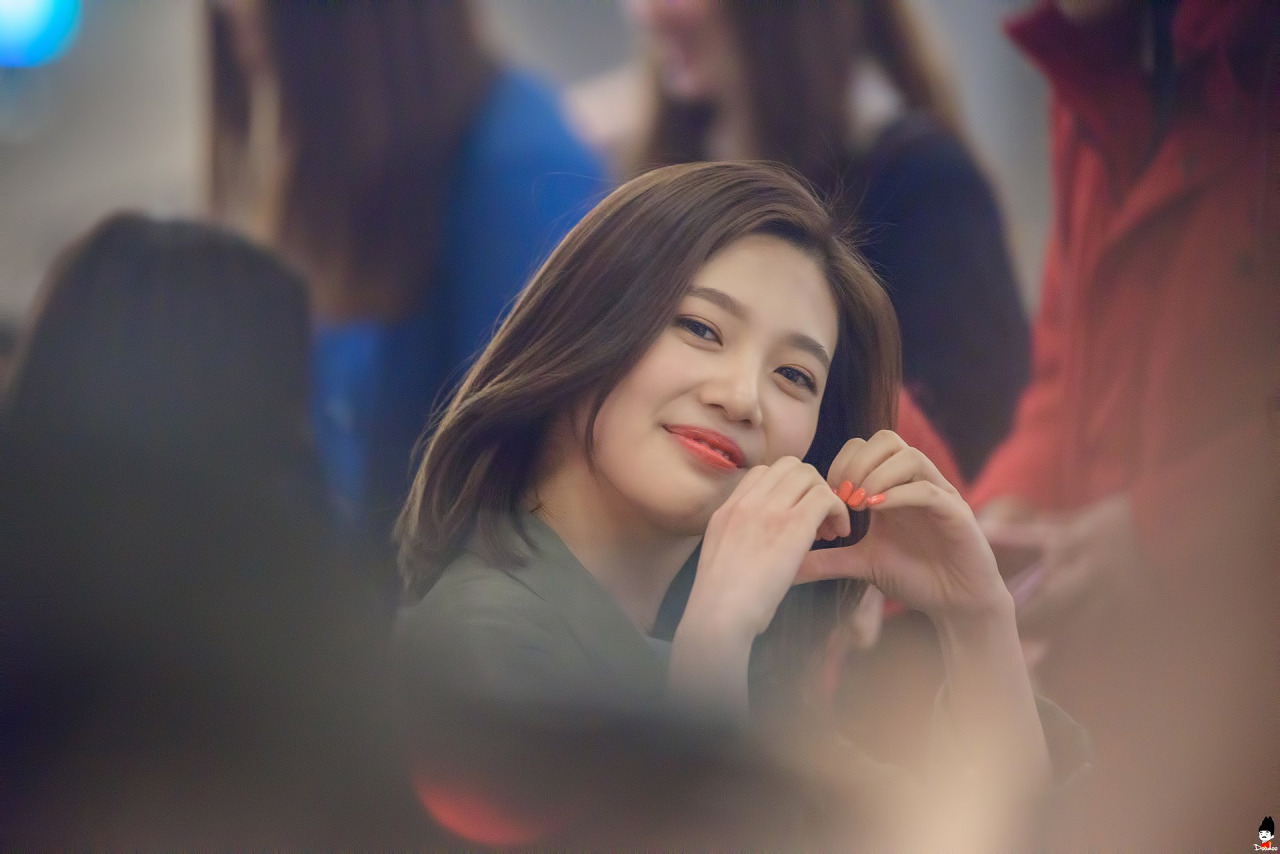 Red Velvet Joy Ice Cream Cake Hair Color