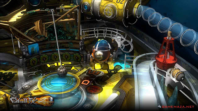 Pinball FX 2 Gameplay Screenshot 1