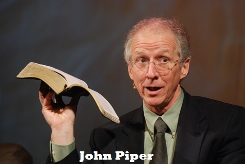 John Piper Devotional - TOPIC- How Not to Pursue God