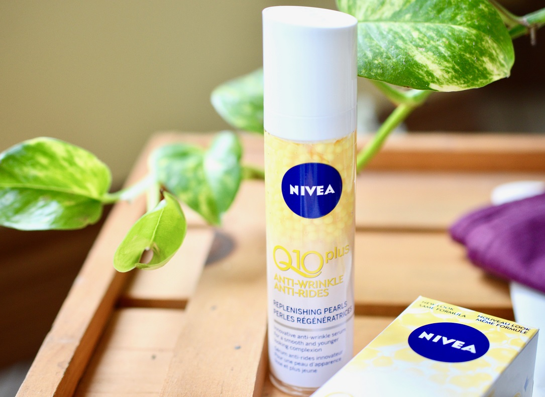 Nivea Q10 Anti-Wrinkle Serum