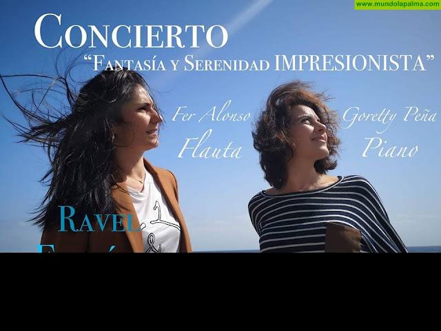 Concierto Fantasía y Serenidad Impresionista