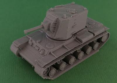 KV-2 Tank picture 3