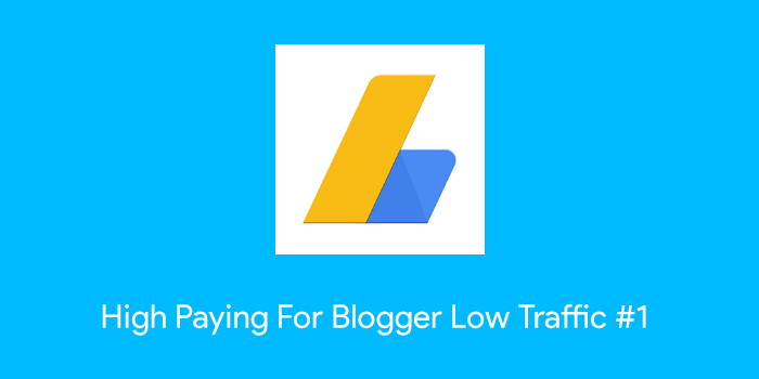 Adsense Alternative High Paying For Blogger Low Traffic 1 Shiftgo