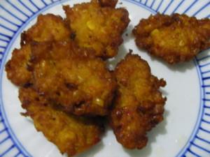 Pelas Palang, Original East Javanese Corn Omelette