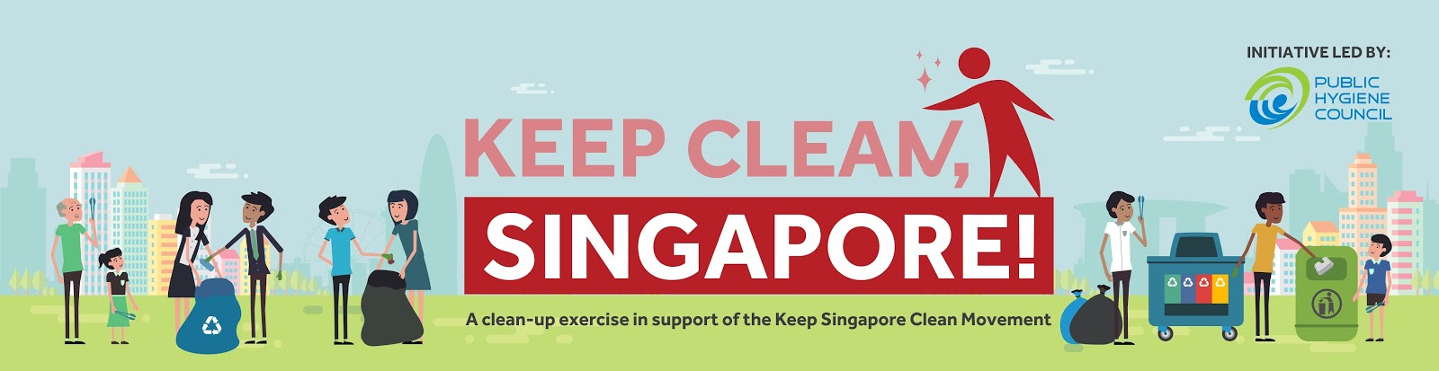 keeping singapore clean essay Simple, but important steps should be taken by us to keep our city clean:- • while traveling doesn't throw any wrapper, paper or any dry waste on road keep it in your bag or pocket (as it is a dry waste you can keep them in your bag/pocket.
