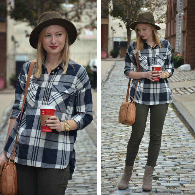 Plaid Shirt Days | Organized Mess