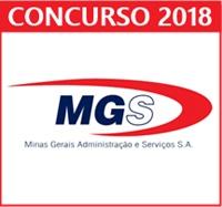 Concurso MGS 2018