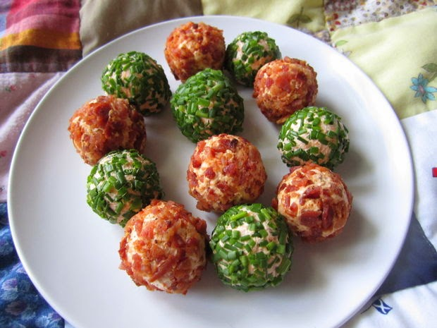 Mini Cheese Balls Recipe