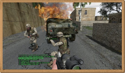 Arma 1 PC Games Gameplay