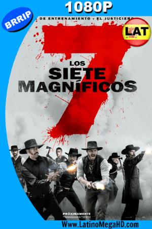 Los Siete Magnificos (2016) Latino HD 1080P ()