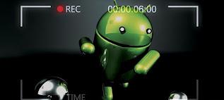 cara merekam layar android