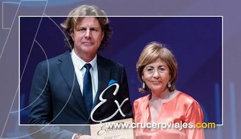 PREMIOS EXCELLENCE DE CRUCEROS - PRINCESS CRUISES RECIBE EL PREMIO A ''MEJOR ITINERARIO 2018''