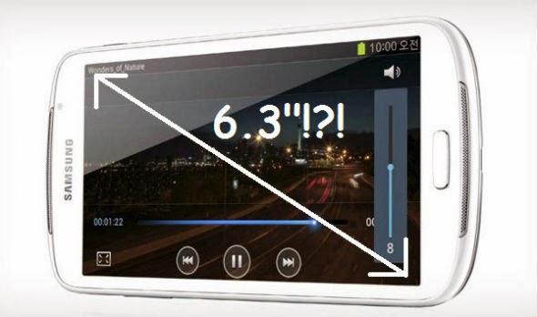 Spesifikasi Samsung Galaxy Mega 6.3 Inch