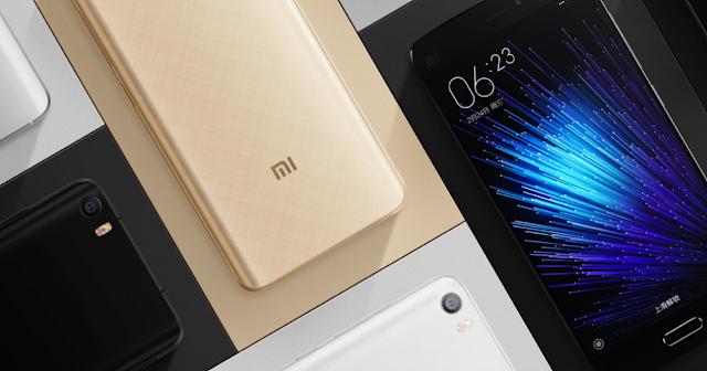 هاتف XiaoMi Mi5 يحطم اعلى الطلبًات بتاريخ الشركة