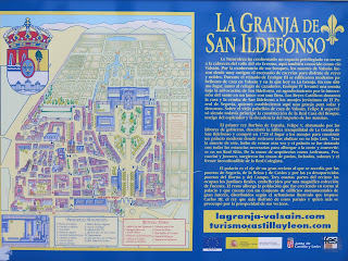Spania: La Granja de San Ildefonso, Valle de los Caídos – Francisco Franco, Monumentul de la Majadahonda