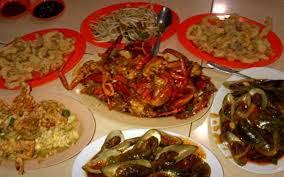 Kuliner Indonesia - Seafood 212 Wiro Sableng