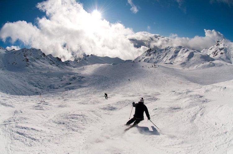Verbier Cantone di Valais Svizzera