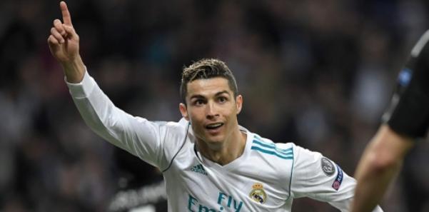 Ronaldo Bikin Rekor Lagi di Champions